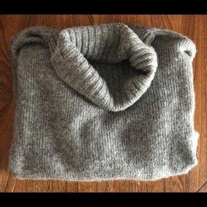 L.O.G.G H&M bulky Alpaca Mix turtle neck sweater